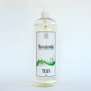 Jade masszázsolaj teafa 1000ml
