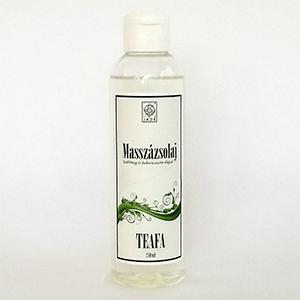 Jade masszázsolaj teafa 250ml