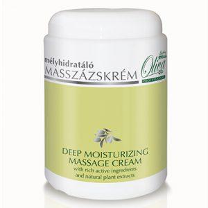 Olíva Professional Mélyhidratáló masszázskrém 1000ml