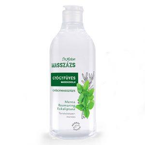 Dr.Kelen Gyógyfüves masszázsolaj - gyógymasszázshoz 500 ml