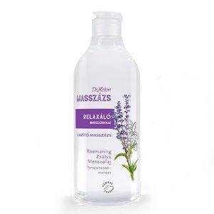 Dr.Kelen Relaxáló masszázsolaj 500 ml